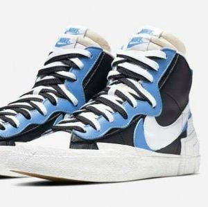 Nike X Sacai White Black Legend Blue